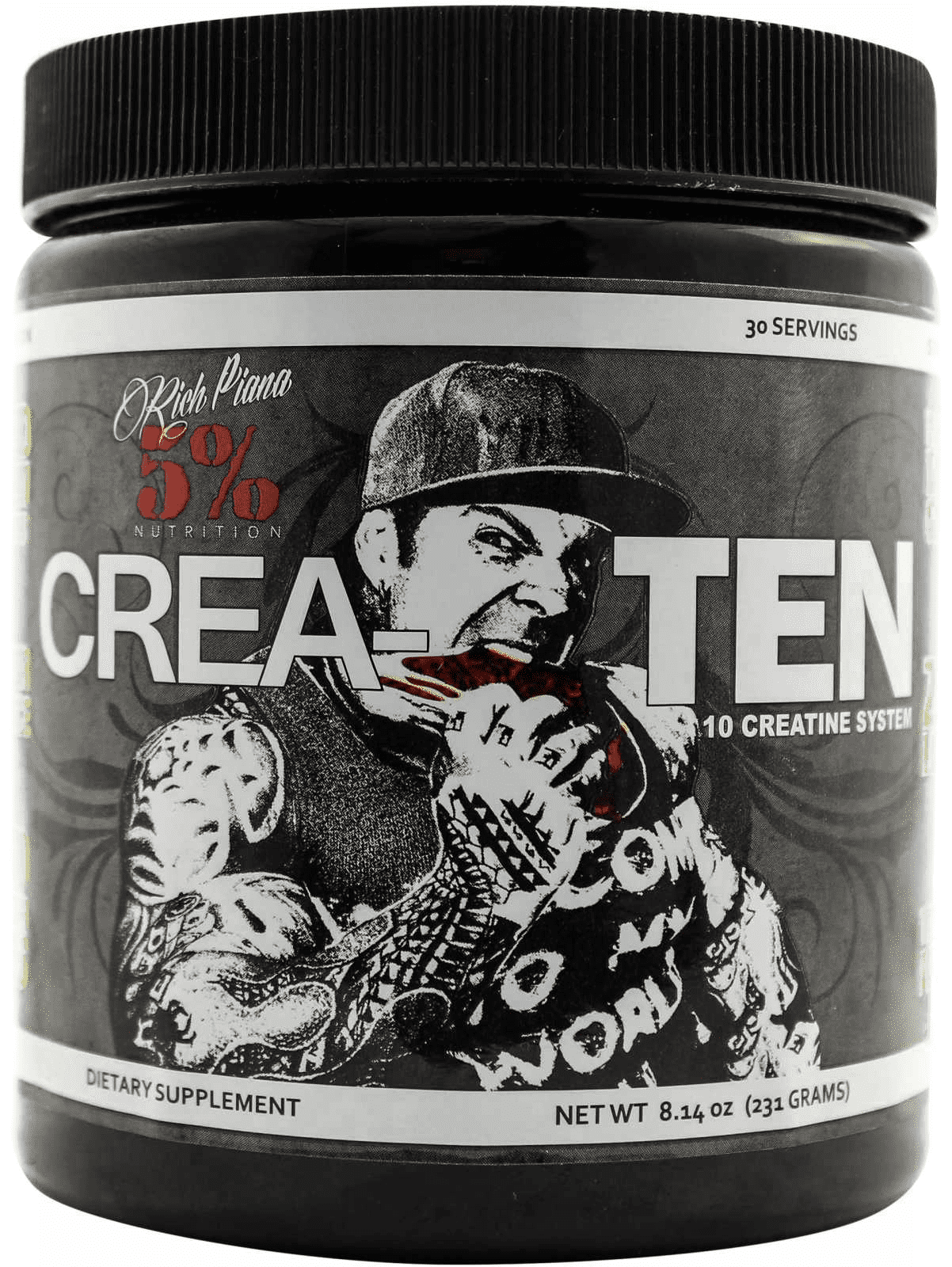Rich Piana Crea-Ten by 5% Nutrition