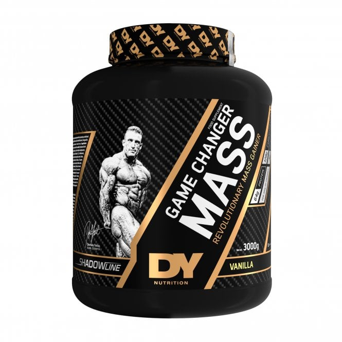 Game Changer Mass 3kg DY NUTRITION