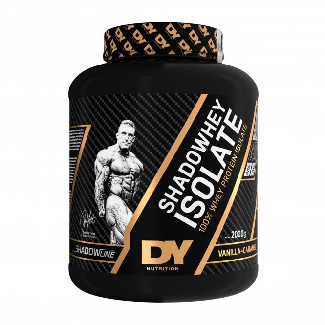 Shadowhey Isolate 2kg DY NUTRITION
