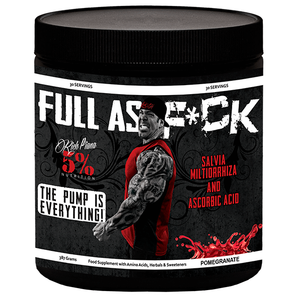 Full As F ck Rich Piana
