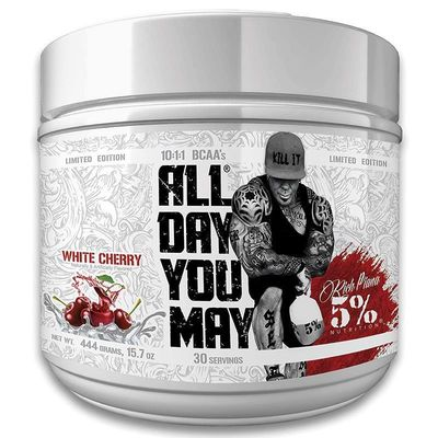 Rich Piana All Day You May by 5% Nutrition Limited Edition