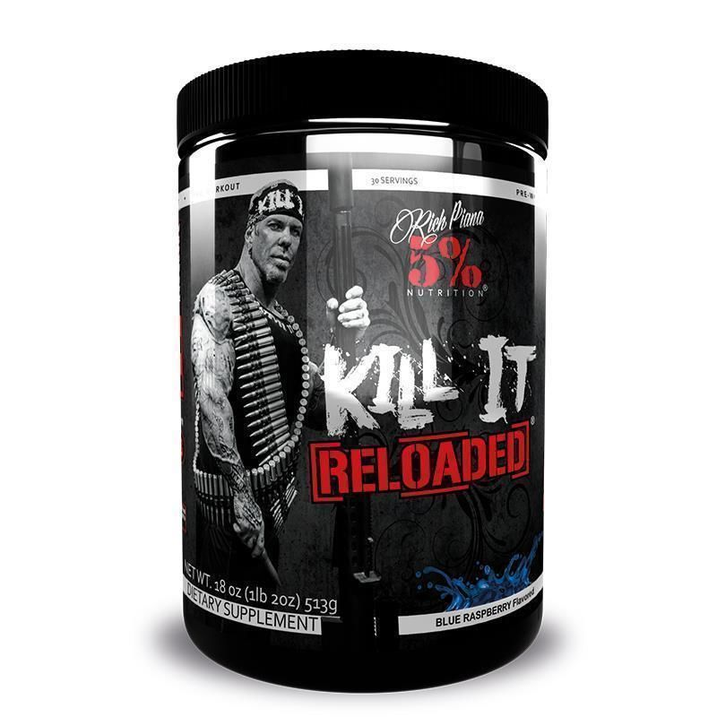 Kill It 5% Nutrition