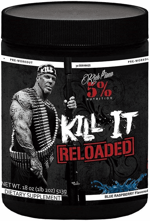 Kill It Reloaded Rich Piana