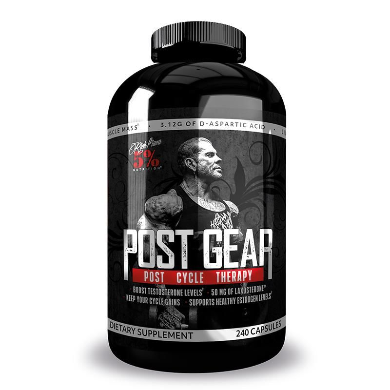 Post Gear Rich Piana