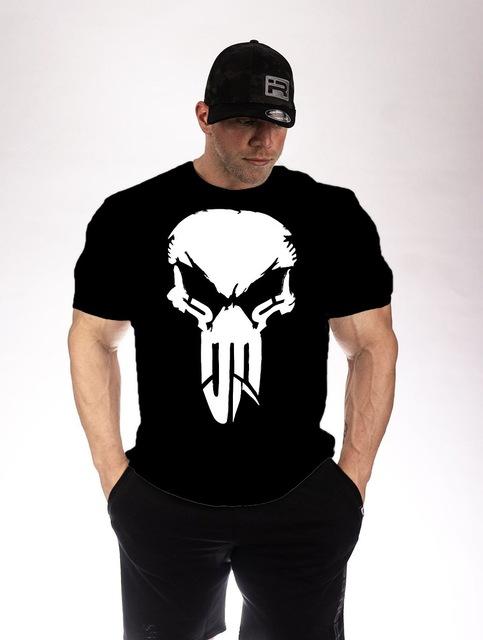 Skull tee-shirt
