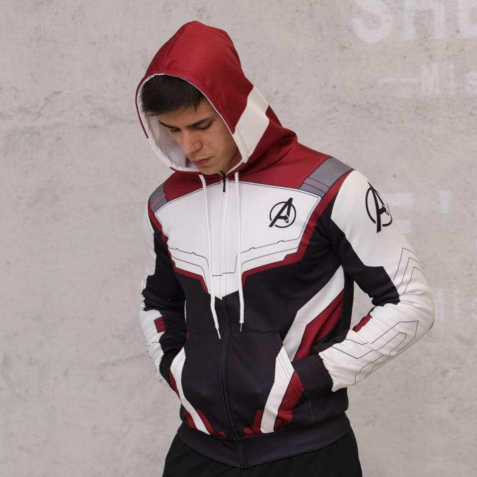 Veste de jogging à capuche Avengers