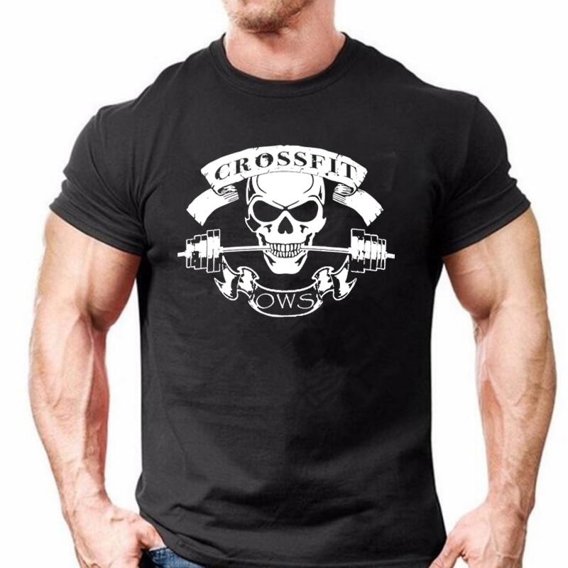 Tee-shirt Crossfit