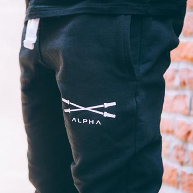 Pantalons de Sport Alpha