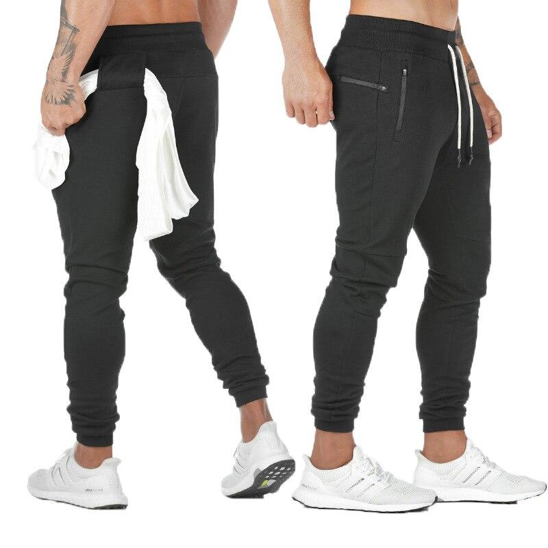 Hommes-pantalon-jogging-d-contract-Fitness-hommes-v-tements-de-sport-pantalons-de-surv-tement-pantalon