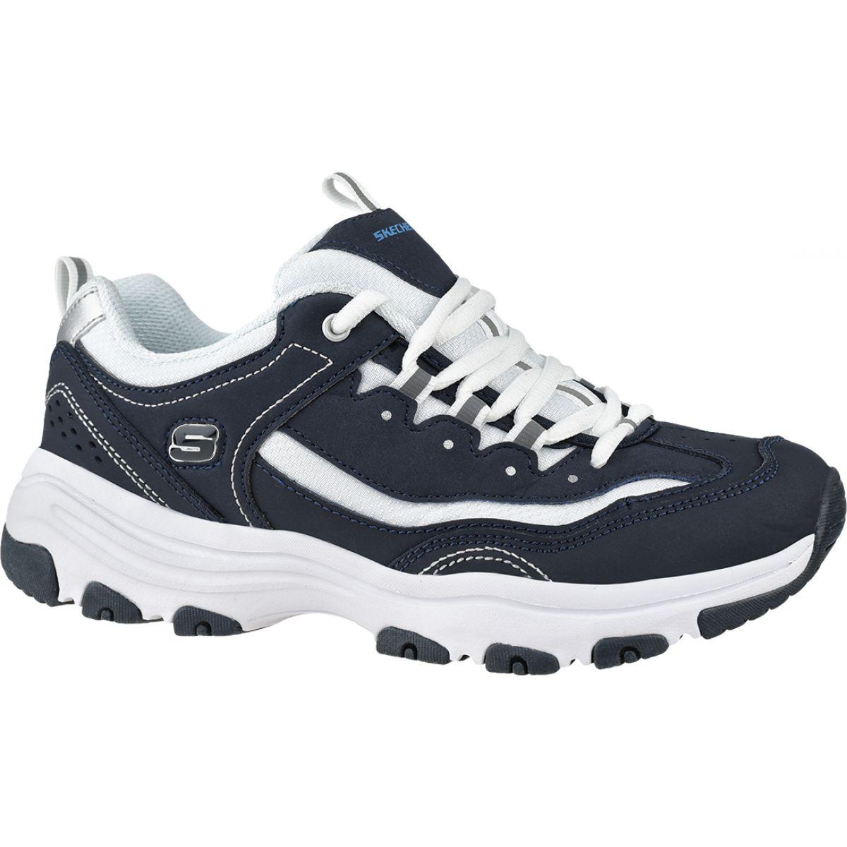 Skechers D\'Lites - Bleu