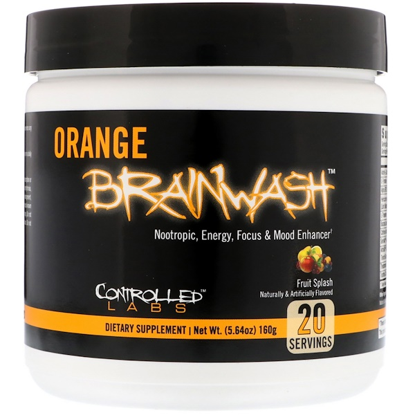 Controlled Labs, Orange Brainwash
