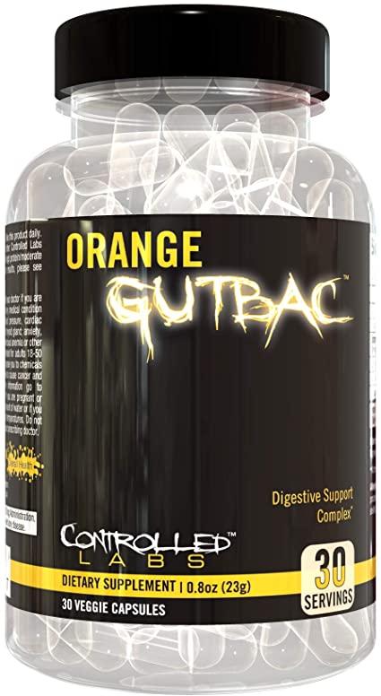 Orange GutBAC ™