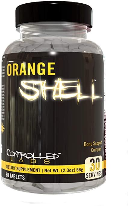 Orange Shell  Complexe de soutien osseux