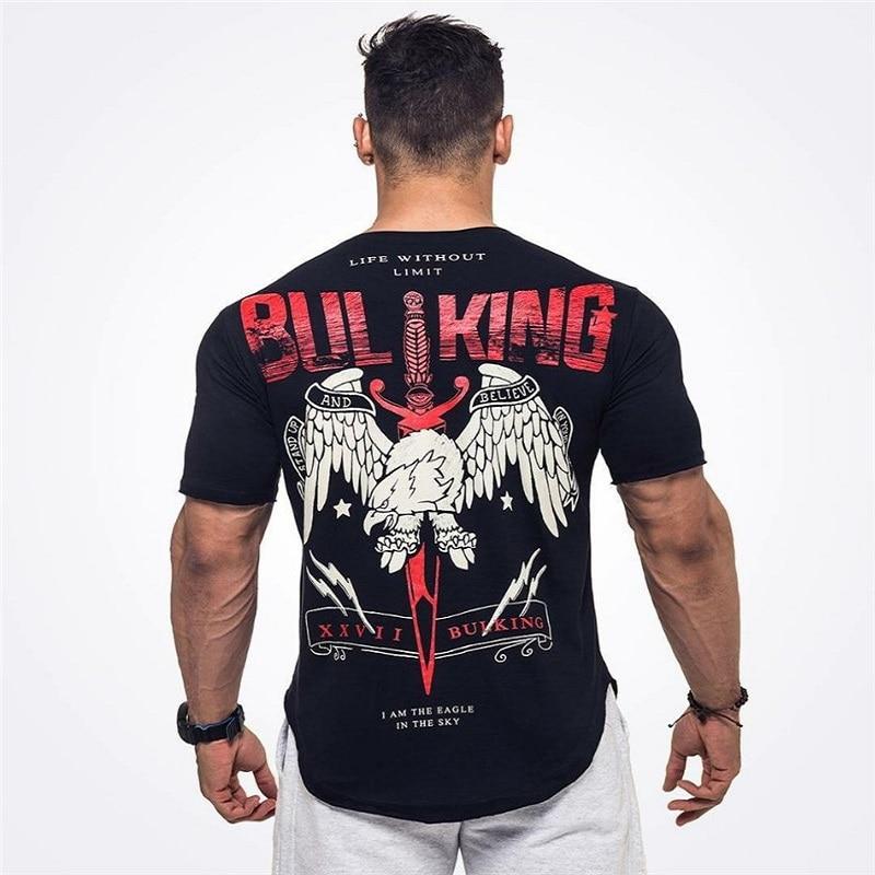 Tee-shirt bulking eagle