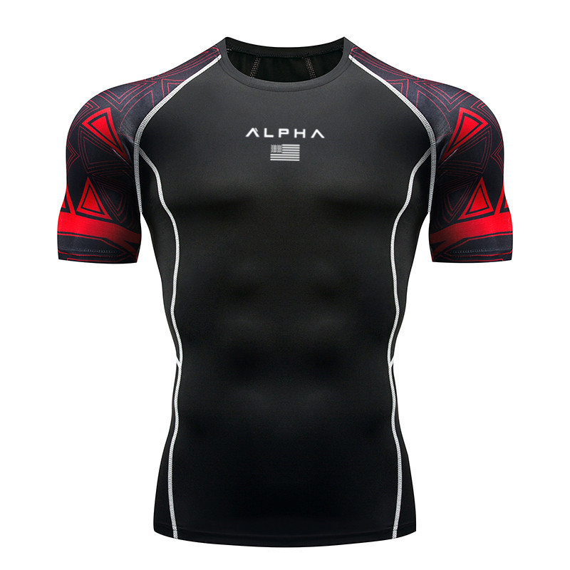 Tee-shirt de compression Alpha1