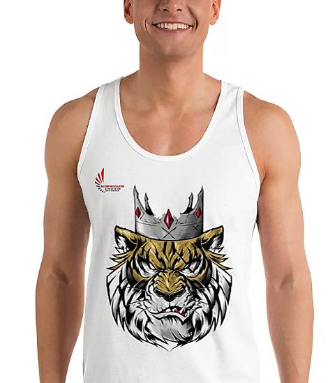 Débardeur Unisexe Tiger