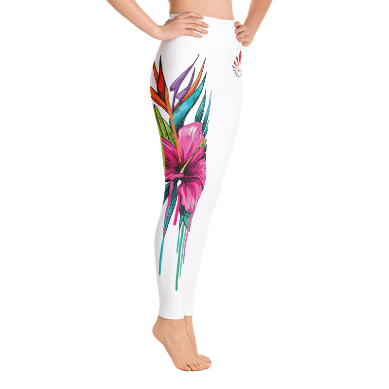 Leggings Flower ALLSTAR