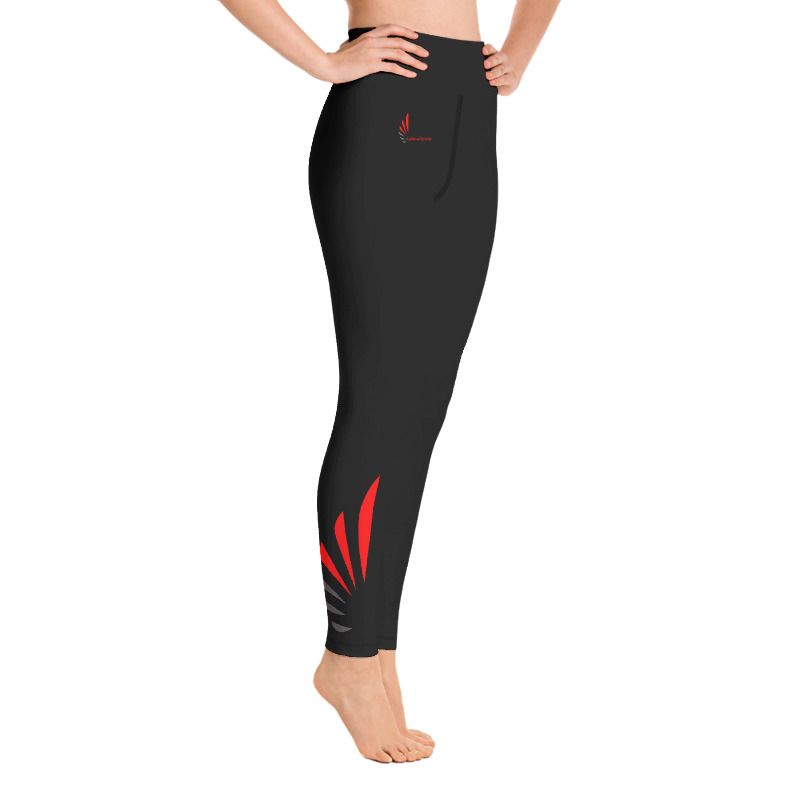 Leggings fitness black ALLSTAR