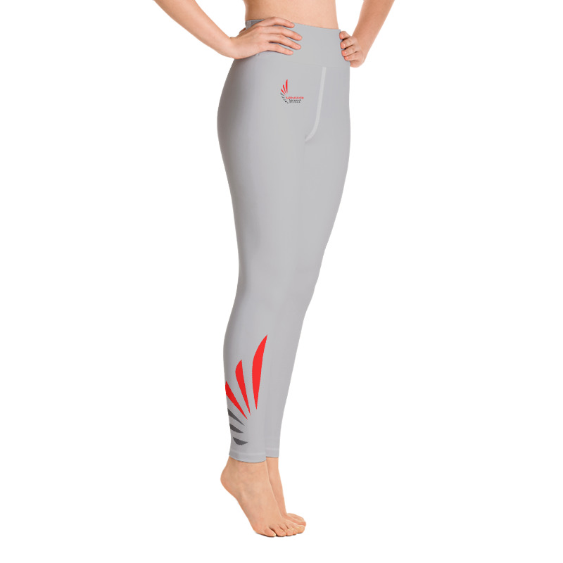 leggings fitness grey 2 ALLSTAR