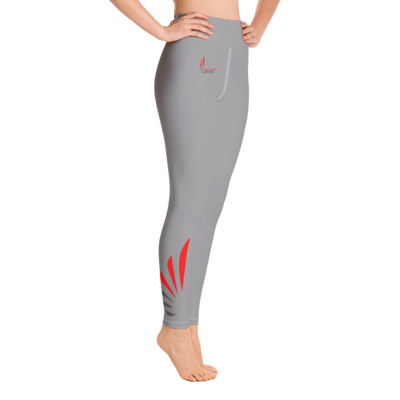 leggings fitness grey 3 ALLSTAR