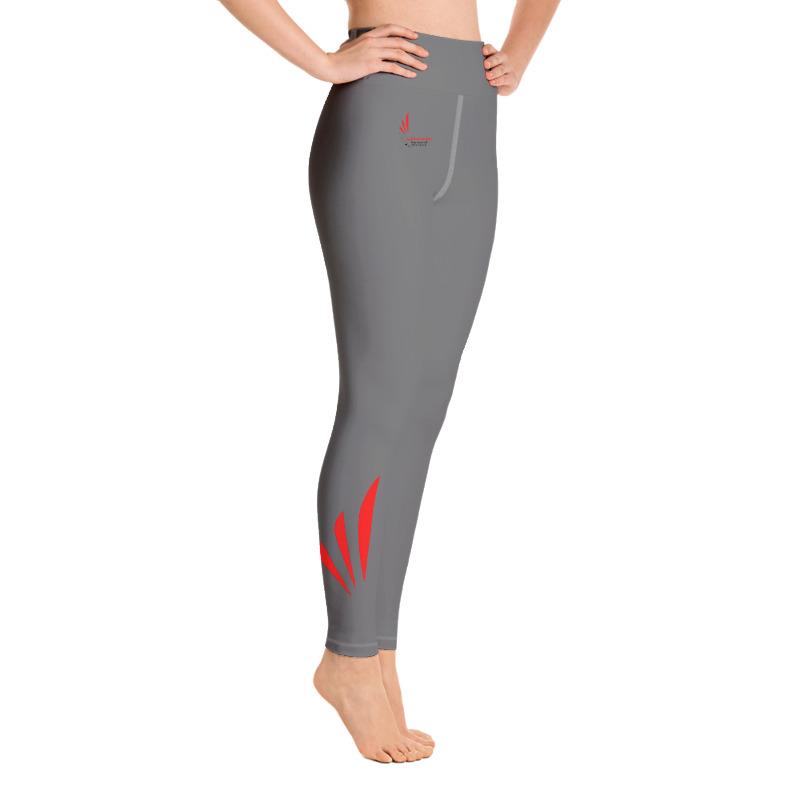 leggings fitness grey 4 ALLSTAR