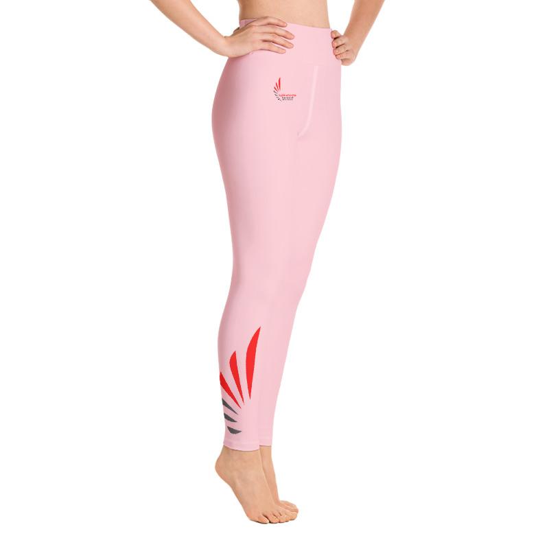 Leggings fitness pink 3 ALLSTAR