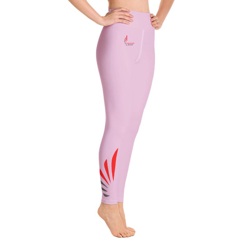 Leggings fitness pink 4 ALLSTAR