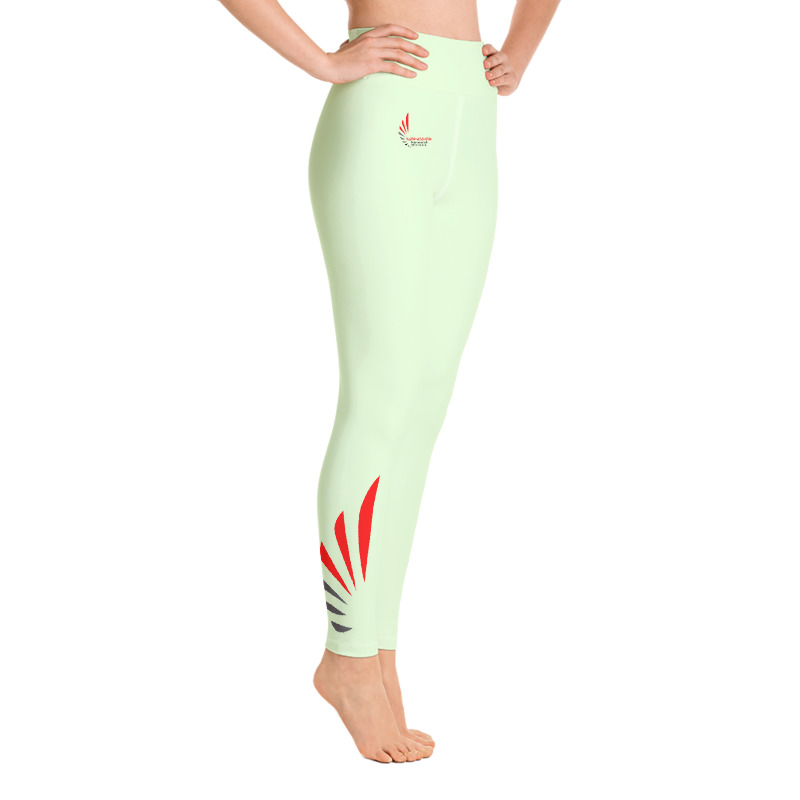 Leggings fitness green 2 ALLSTAR