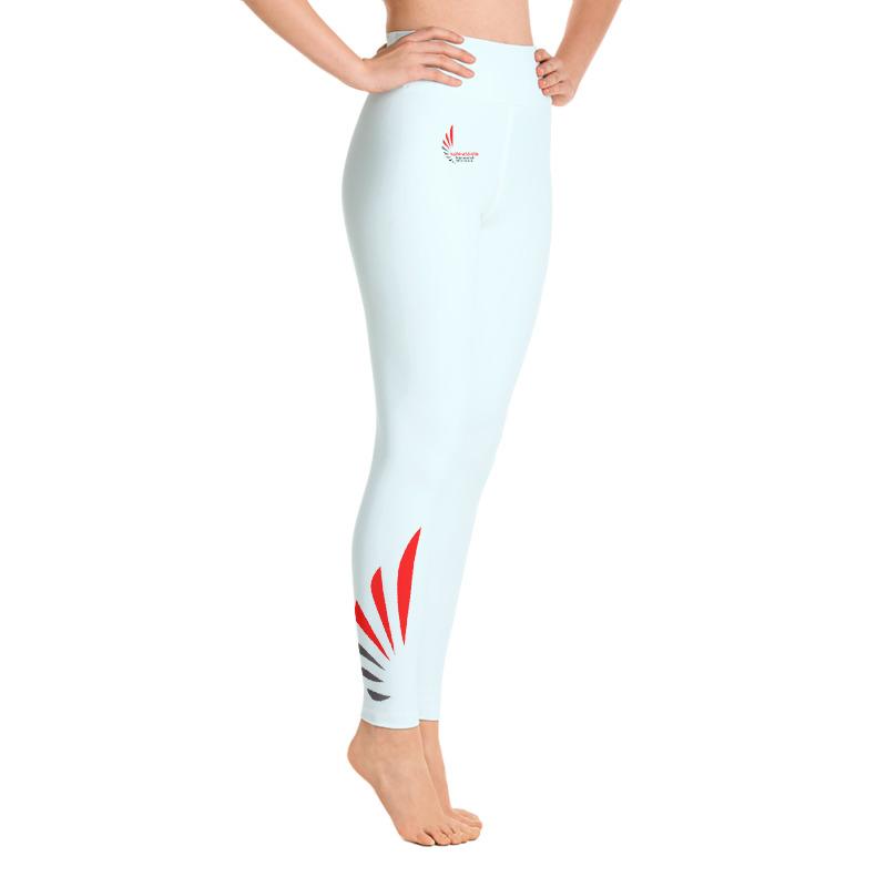Leggings fitness blue 5 ALLSTAR