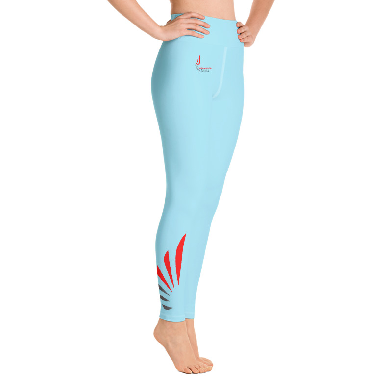 Leggings fitness blue 6 ALLSTAR