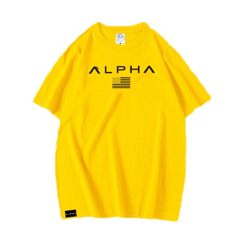 Tee-shirt Alpha Muscle1