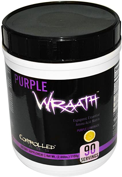 Purple Wraath Controlled Labs