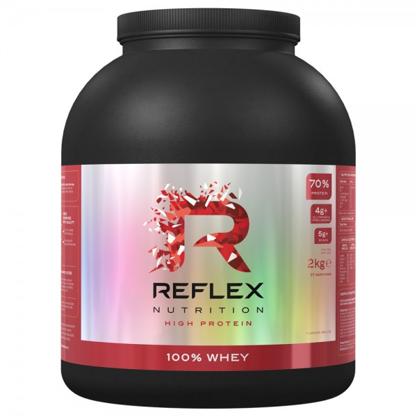 100% Whey Reflex Nutrition