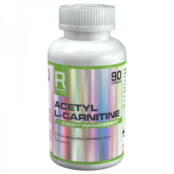Acétyl L-Carnitine Reflex Nutrition