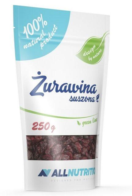 Canneberges séchées 250gr Allnutrition