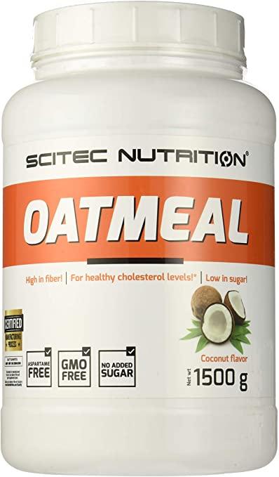 OATMEAL 1500G Farine d\'avoine Scitec Nutrition