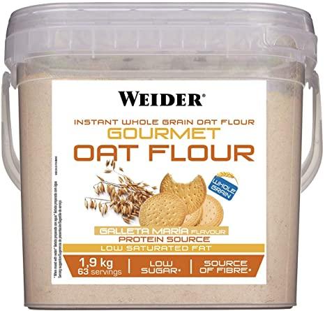 Oat Flour Farine d\'avoine 1KG9 Weider
