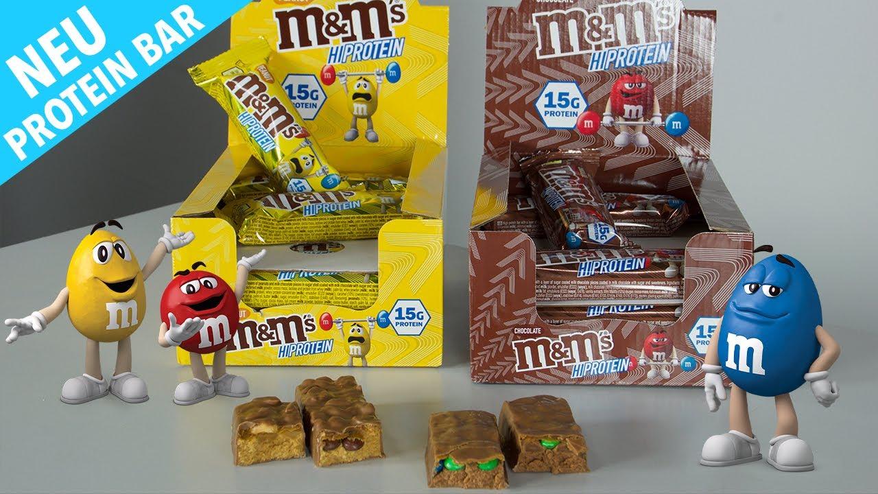 MMS protein bar
