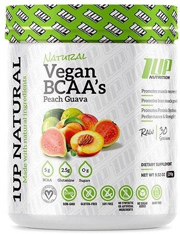 Vegan BCAA\'s 1UP NUTRITION