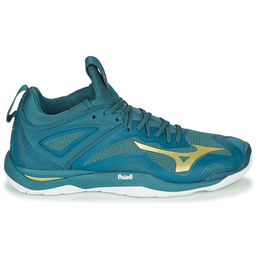 MIZUNO WAVE MIRAGE 3 Bleu