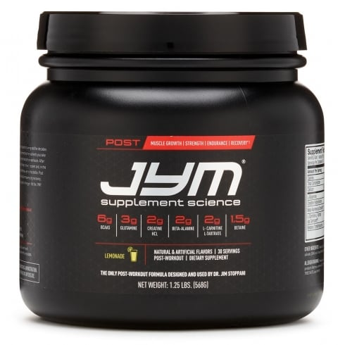 Post Active Matrix Jym Supplement Science