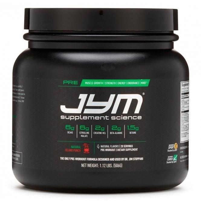 Pre 30 Natural Jym Supplment Science
