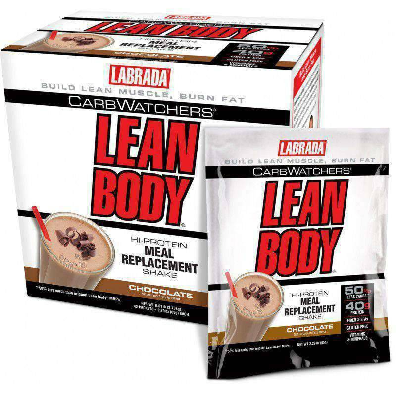Carb Watchers Lean Body MRP Labrada