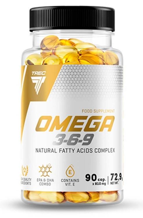 Oméga 3-6-9 Trec Nutrition