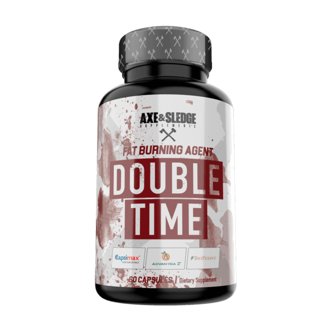 AXE & SLEDGE SUPPLEMENTS Double Time