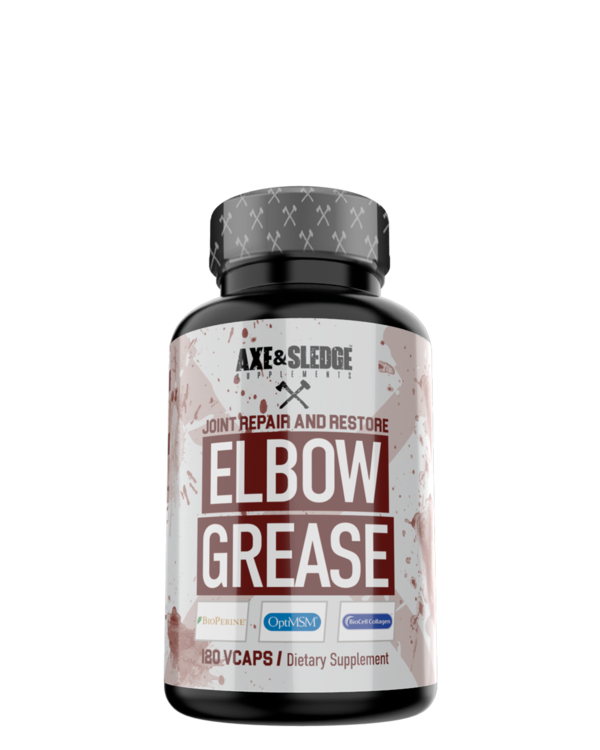 AXE & SLEDGE SUPPLEMENTS Elbow Grease