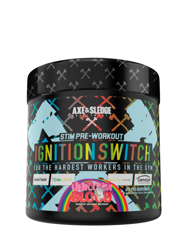 AXE & SLEDGE SUPPLEMENTS Ignition Switch