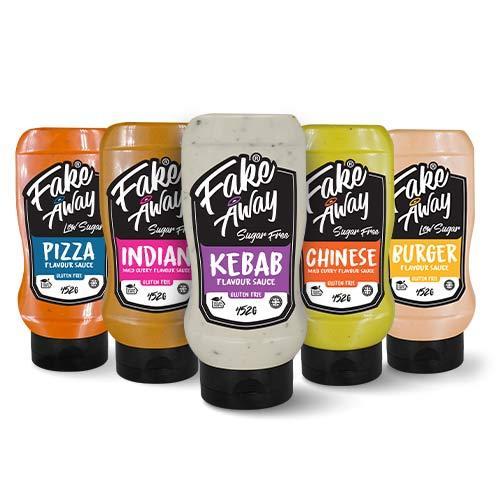 Sauce Fake Away The Skinny Food Co