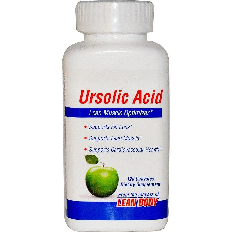 Acide ursolique Labrada