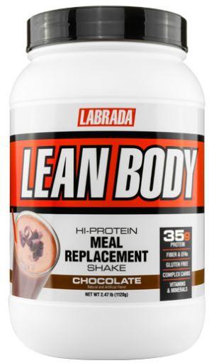 Lean Body Labrada